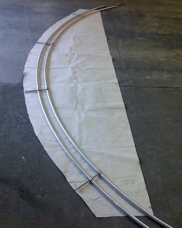 runde gardinenstange